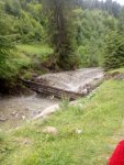 горный ручей Жабье