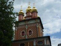 Верхняя часть храма Рождества пророка Иоанна Предтечи
