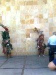 Так встречают в аэропорту Канкуна