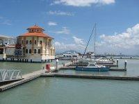 В порту Джорджтауна