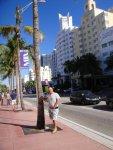 Маями Бич-одна из улиц
