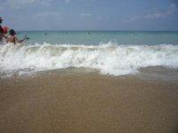 Пляж около Руби.
