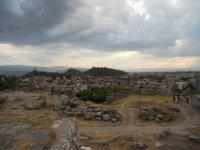 Руины, которые в древности были крепостью