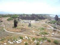 Городская (малая) агора с башни
