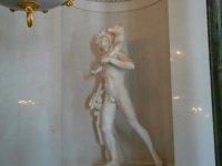Античная скульптура в Греческом зале.