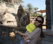 Emirates Park Zoo в Абу Даби