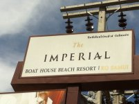 Imperial boat house