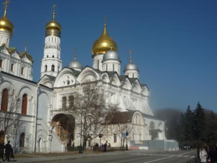 Красота Архангельского собора