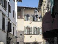 Типичные флорентийские дома