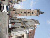 Черная башня и собор Святого Микулаша