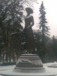 памятник Соломии Крушельницкой