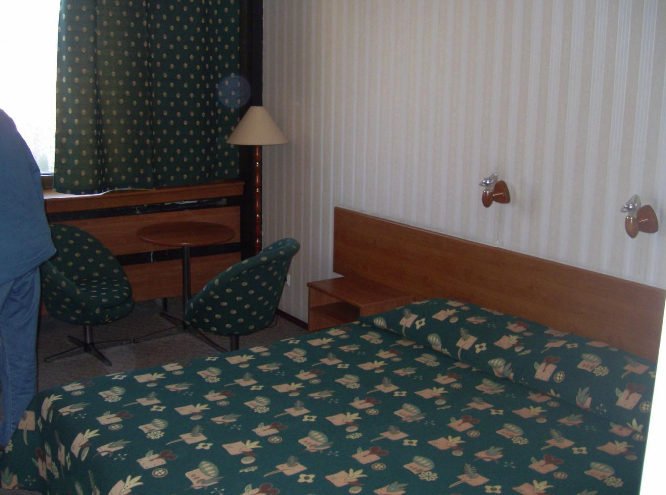В номере в отеле Принцесс