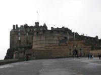 Крепость Эдинбурга