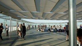 Обзорная площадка на крыше Монпарнаса
