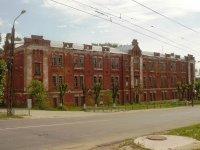 Здание бывшей ткацкой фабрики