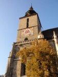 Черная церковь в городе Брашов
