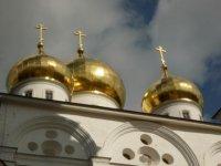 Маковки Успенского собора