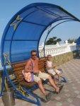 замечательные скамейки для отдыха