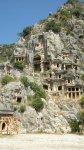 Пещеры ликийцев