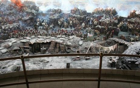панорама оборона севастополя фото