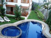 Внутренний двор Surin Sabai Condominium