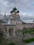Вид Ростовского кремля (г.Ростов Великий, Ярославская область)