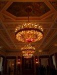 Люстры Казаковского зала