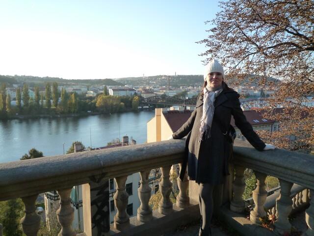Виды на Прагу