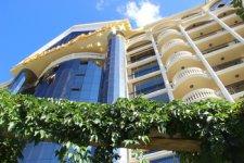 Само здание отеля очень красиво