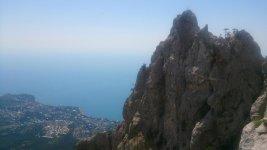 На вершине Ай-Петри