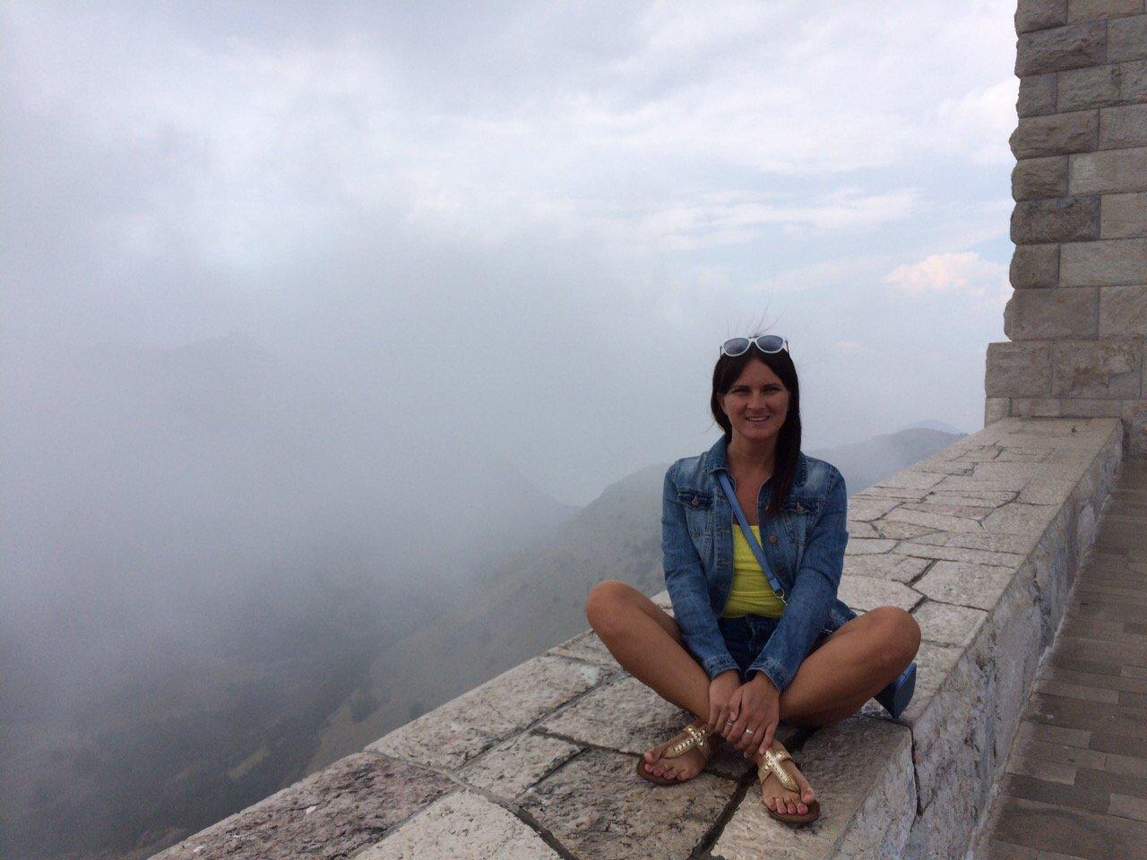 1560 метров над уровнем моря,Мавзолей Негуши