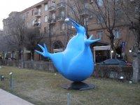 Еще скульптура у Каскада