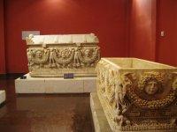 Зал саркофагов