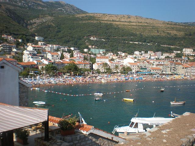 Погода в черногории будва