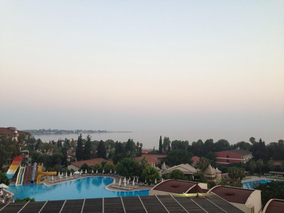 Аквапарк и бассейн
