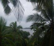 Вид на озеро Коггала