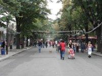 Прогулочная улица