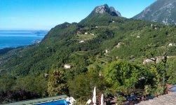 Вид из отеля Lifay