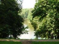 Вид на Верхний пруд