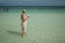 пляж отельТемптэйшен, Temptation