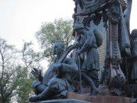 Фрагмент памятника Екатерине
