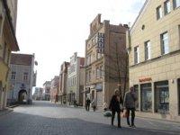 одна из улиц Клайпеды