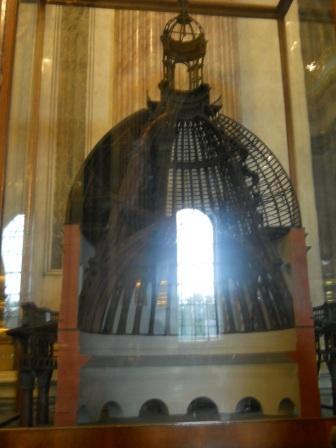 Конструкция купола.