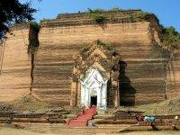 Недостроенная пагода Мингун