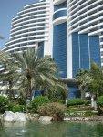 Отель Le Meridien Al Aqah Beach Resort,