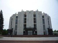 Здание драмтеатра
