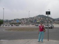 Вид на городские кварталы Мальград-де-Мара