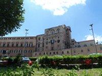Палаццо Реале - норманнский дворец