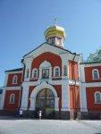 Надвратная церковь Святого Филиппа.