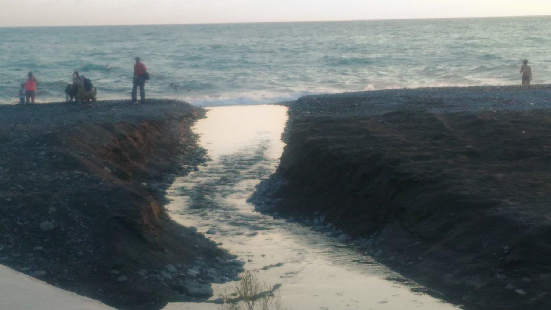 Фото набережной и пляжей адлера 58